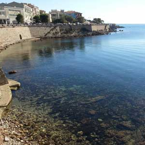 Surroundings: Alghero, Bastions