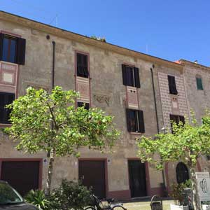 Surroundings: Alghero, Palazzo Carcassona - Photo: NetFabric Web Solutions